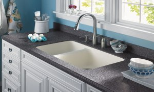 Formica Solid Surface Sink