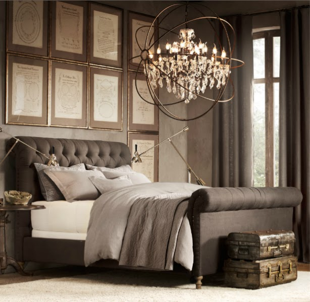 Restoration Hardware Bedroom Colors Cute Black And White Bedroom Ideas Little Boy Bedroom Furniture Girls Bedroom Colour Ideas: A Lesson On Beds
